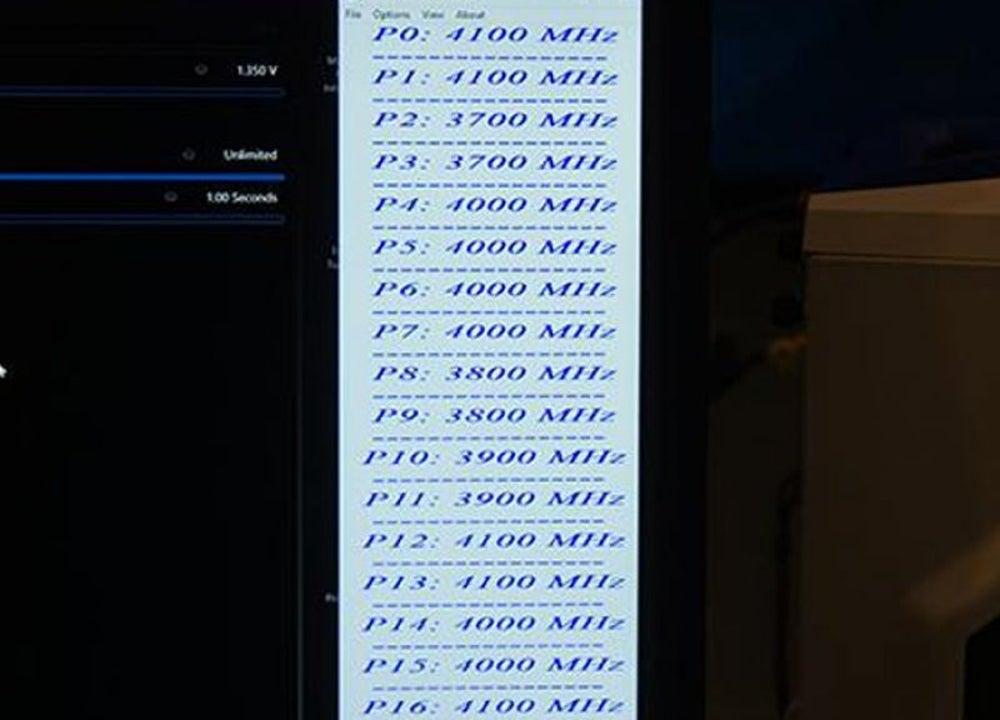Core i7-6950X Overclocking