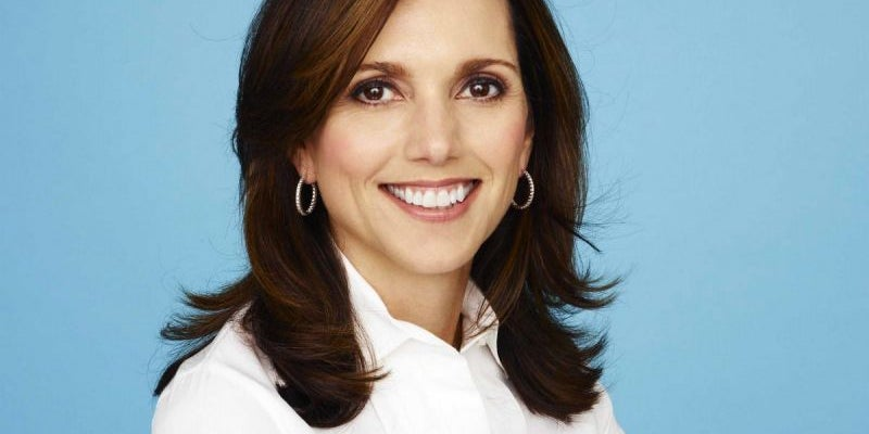 Beth Comstock worked in a Rubbermaid factory.