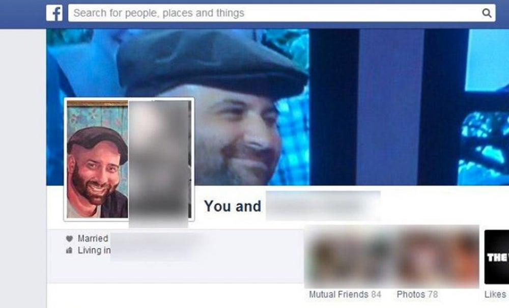Detail Your Facebook Romance