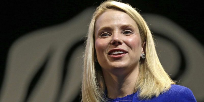 Marissa Mayer: Pick something and make it great.