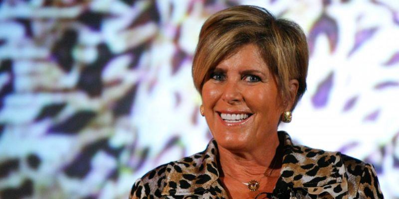 Suze Orman: With success comes unhelpful criticism -- ignore it.