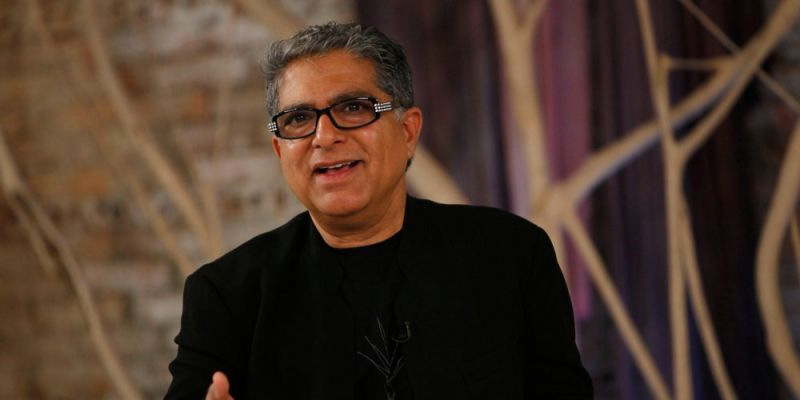 Deepak Chopra: Embrace the wisdom of uncertainty.