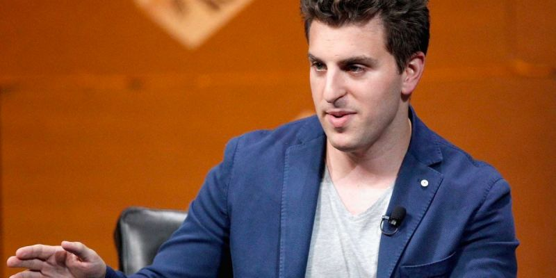 Brian Chesky: Don't listen to your parents.
