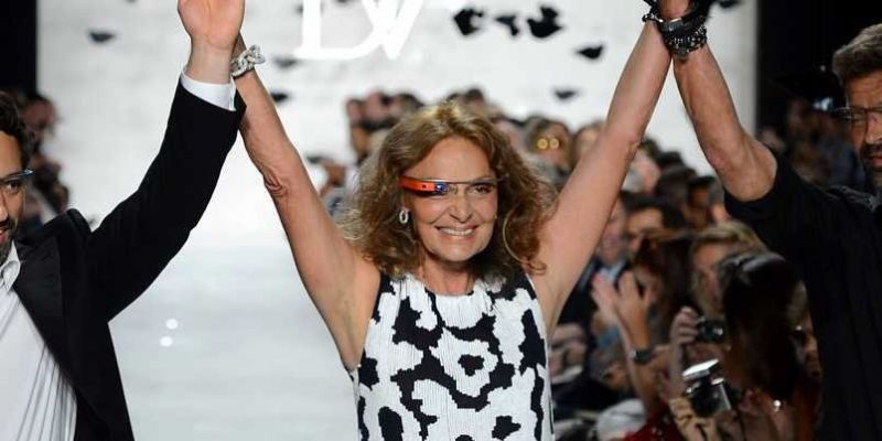 Diane von Furstenberg: Keep it real.