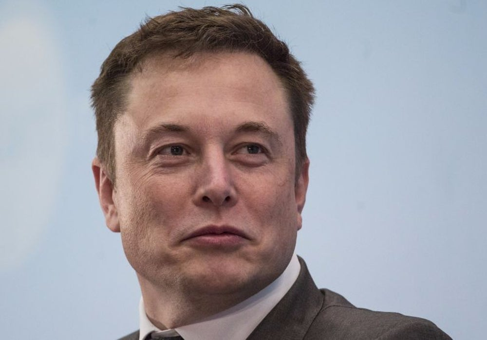 1. Elon Musk, founder of SpaceX and co-founder of Tesla