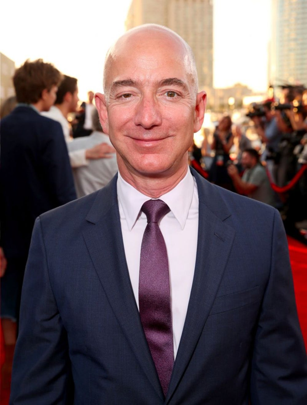 6. Jeff Bezos, founder of Amazon