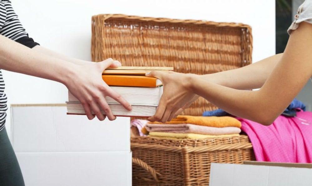 7. Adopta una filosofía de dar