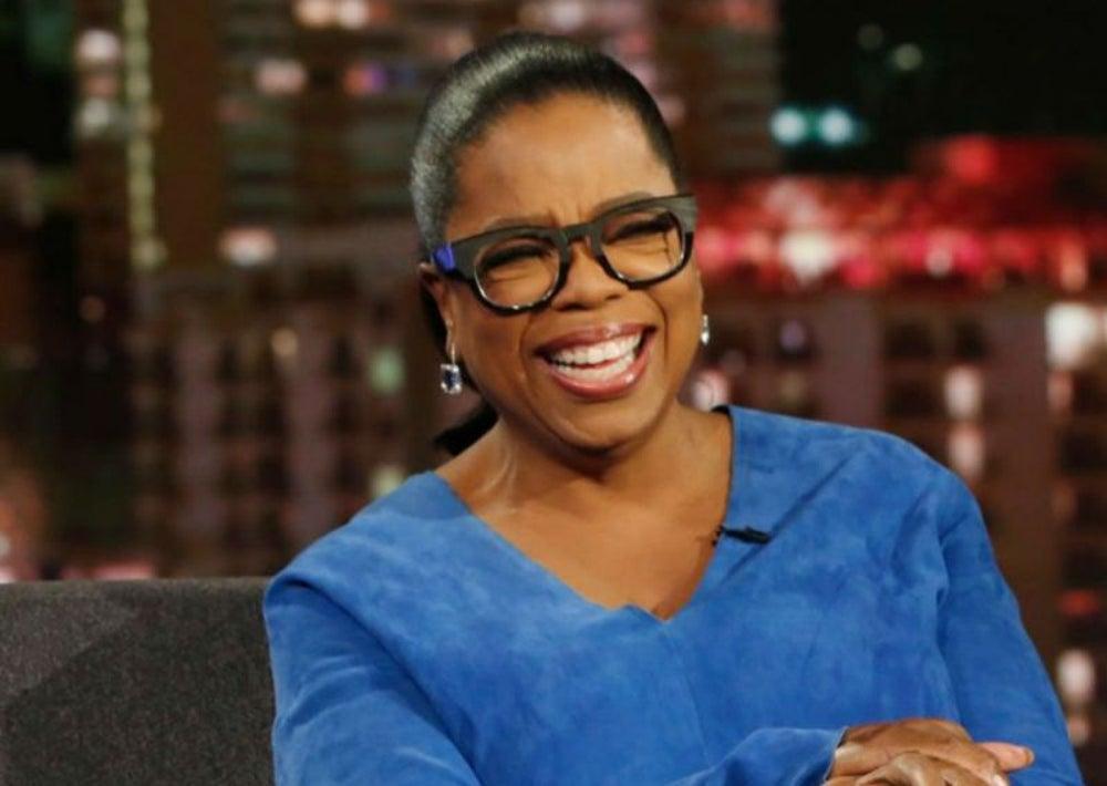 Oprah Winfrey, fundadora de Harpo Productions