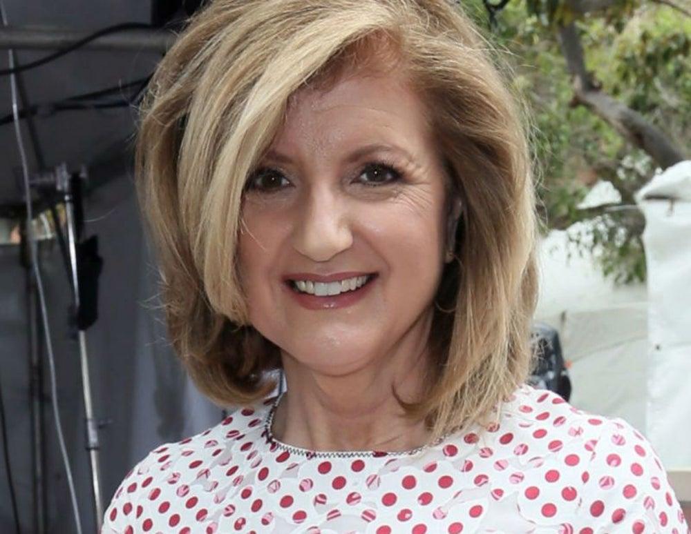 Arianna Huffington, fundadora de The Huffington Post
