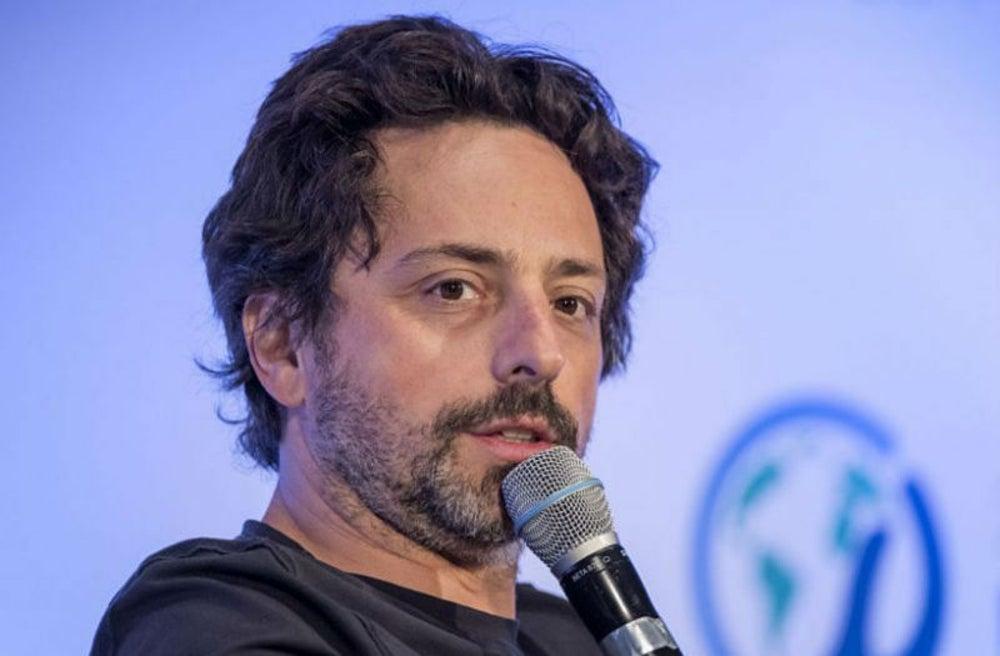Sergey Brin, cofundador de Google