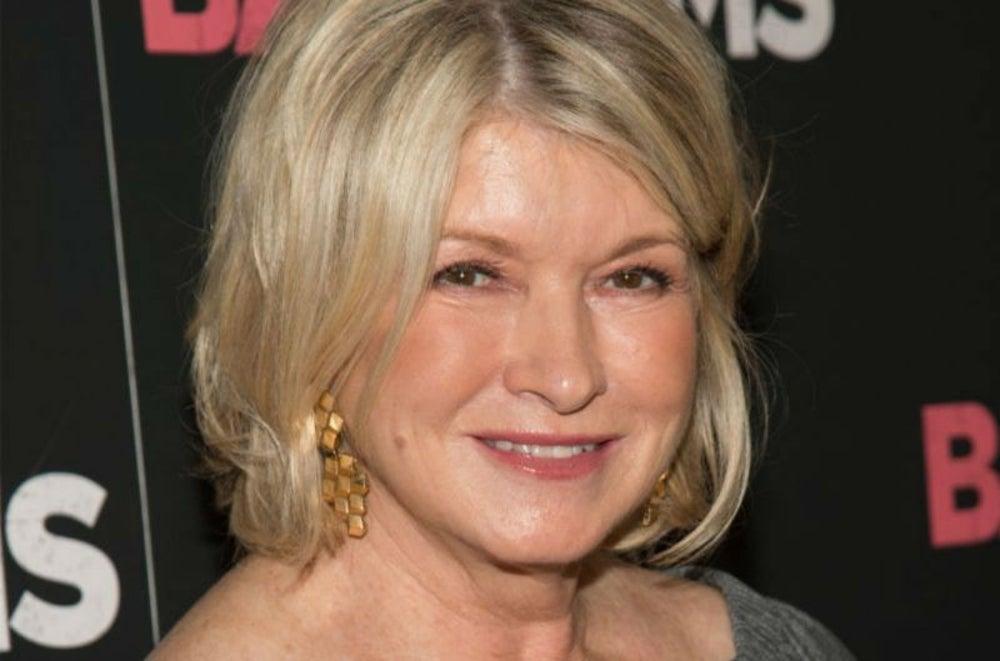 Martha Stewart, fundadora de Martha Stewart Living Omnimedia