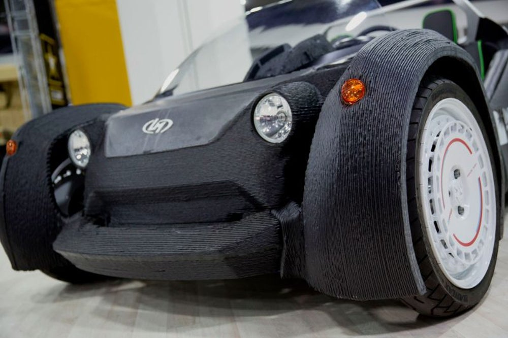 Sustainable cars