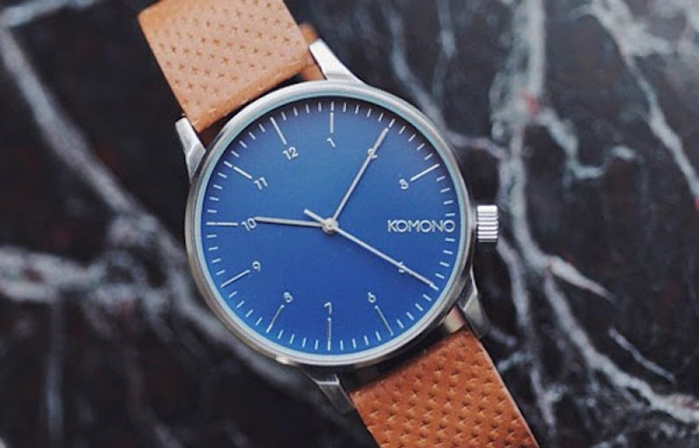 KOMONO Winston Analog Watch