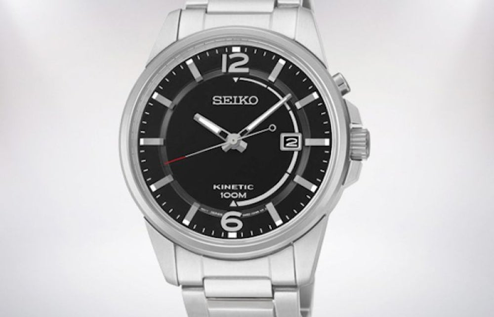 Seiko Men's Quartz Watch