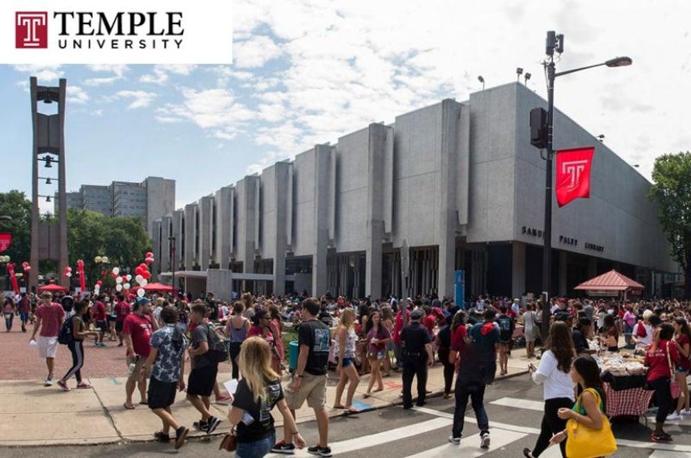 #3 Temple University
