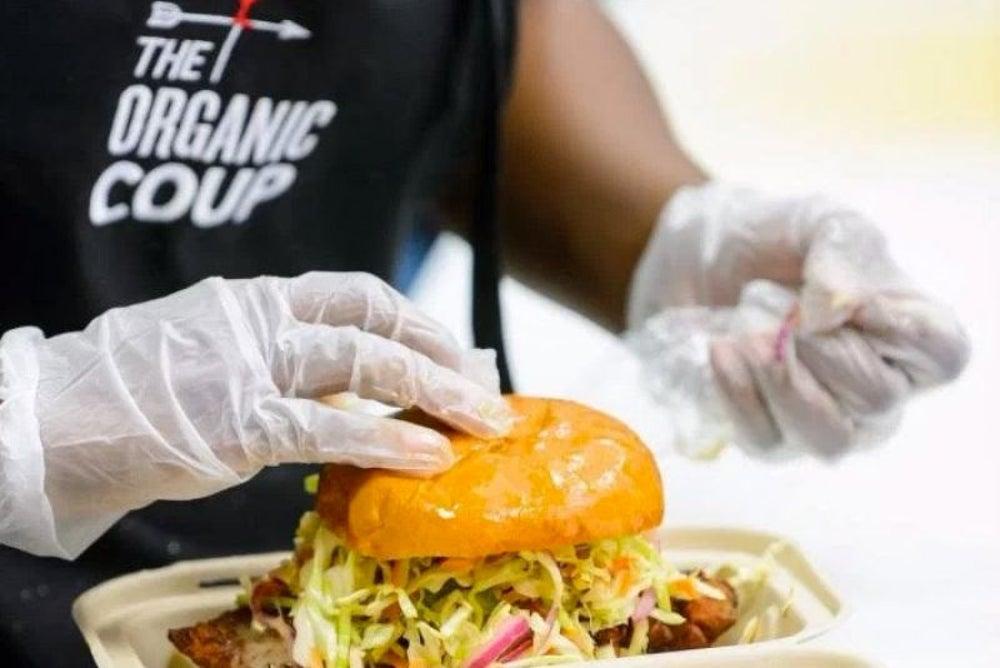 Organic fast food
