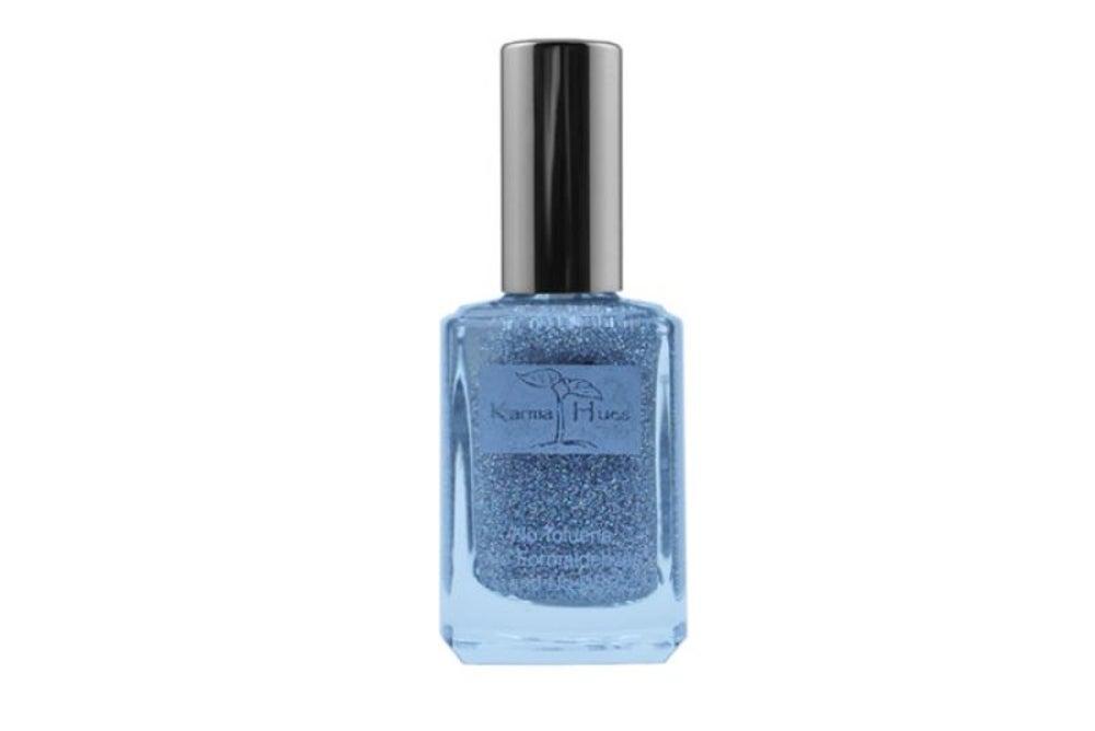 Organic nail polish