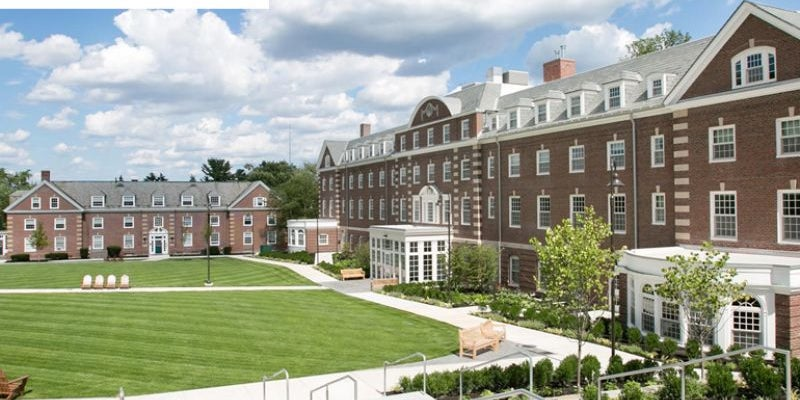 #8 Babson College