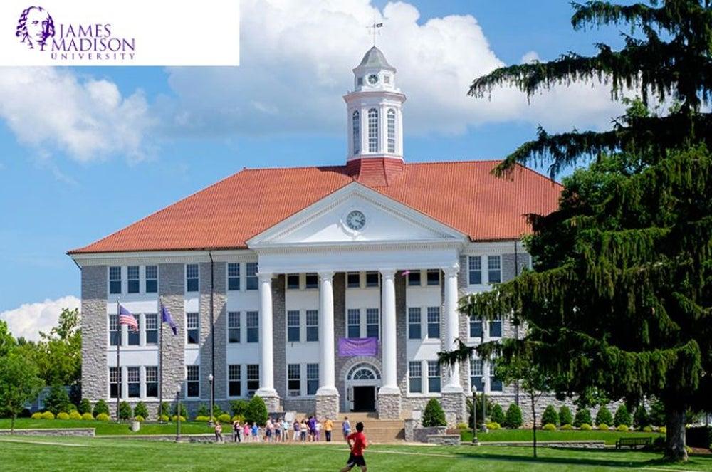 #10 James Madison University