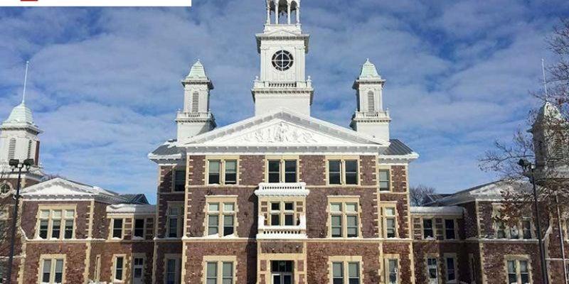 #12 University of South Dakota