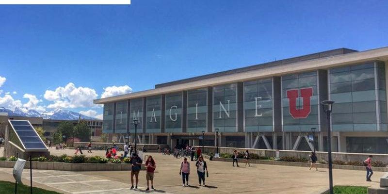 #13 University of Utah