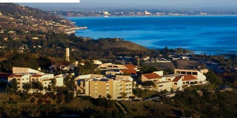 #18 Pepperdine University