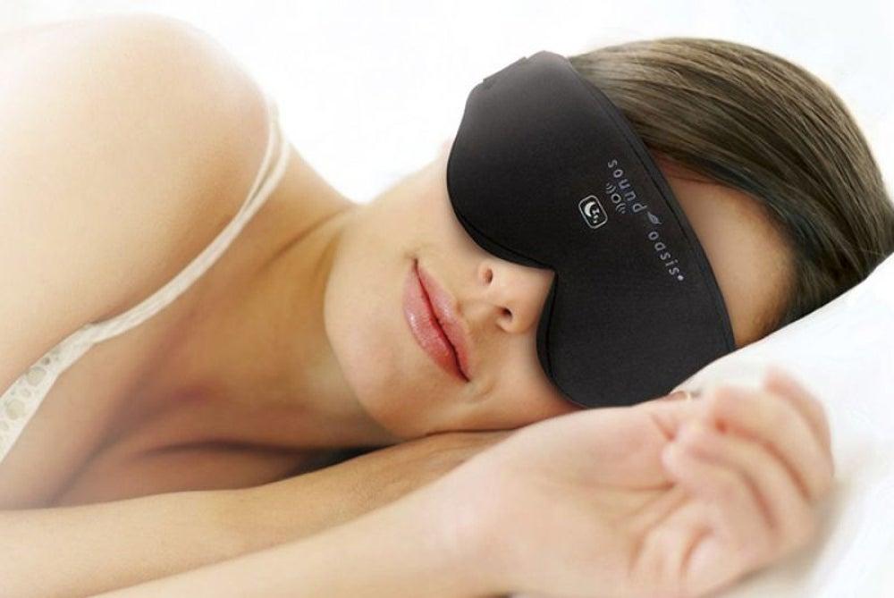 Glo to Sleep and Wake Mask