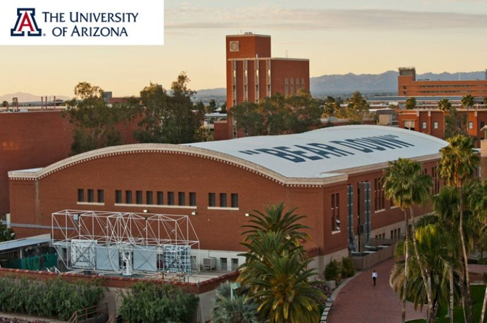 #19 University of Arizona