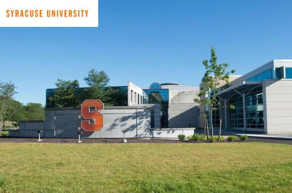 #20 Syracuse University