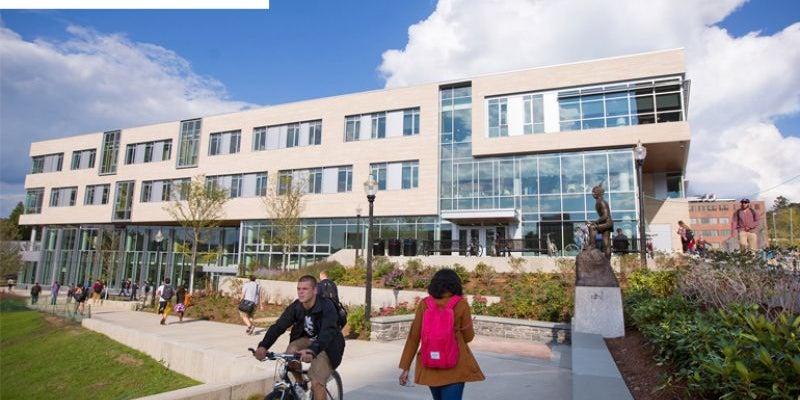 #23 University of Massachusetts Amherst