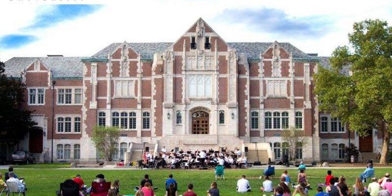#24 Ball State University