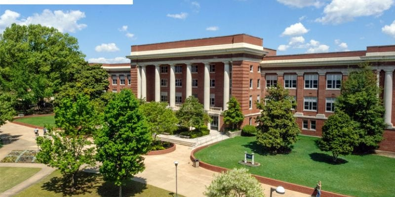 #25 University of Memphis
