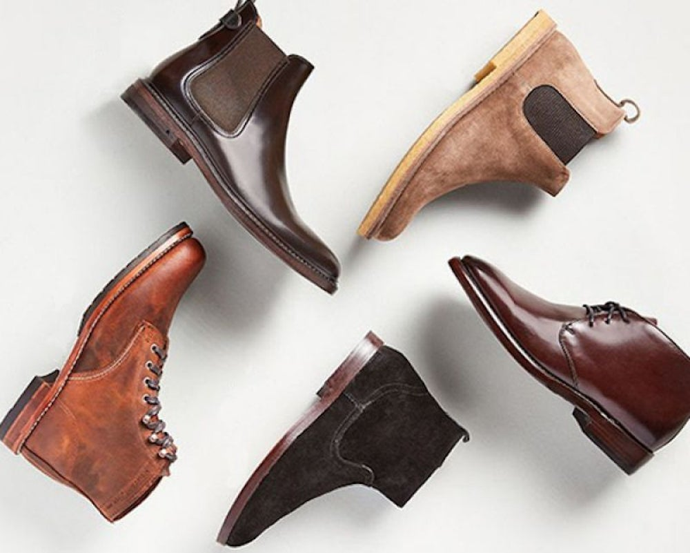 Fall Boots From East Dane