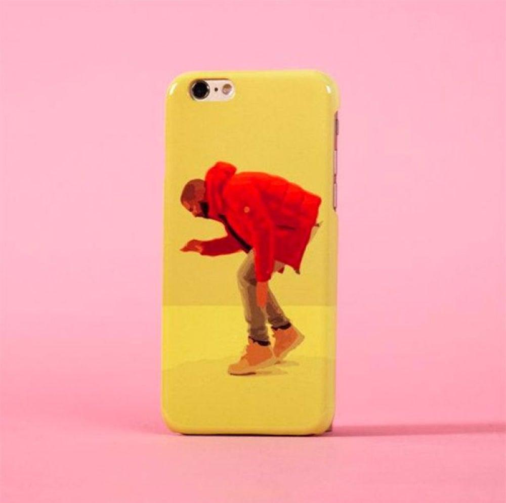 Drake Hotline Bling Illustration