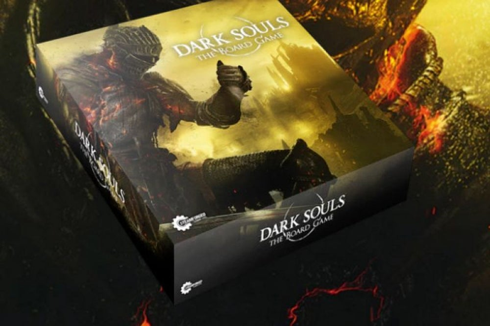 Dark Souls -- the Board Game