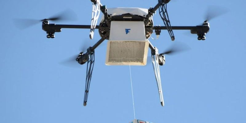7-Eleven customers will have Slurpees delivered to their doors by drone.