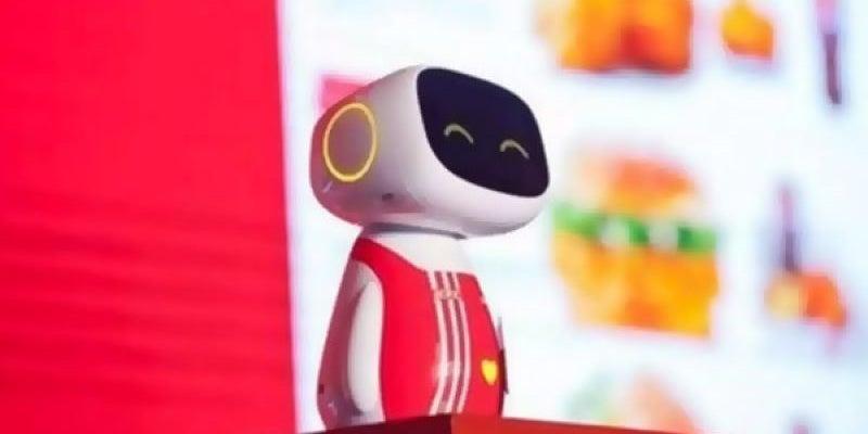 KFC opened a human-free restaurant in Shanghai.