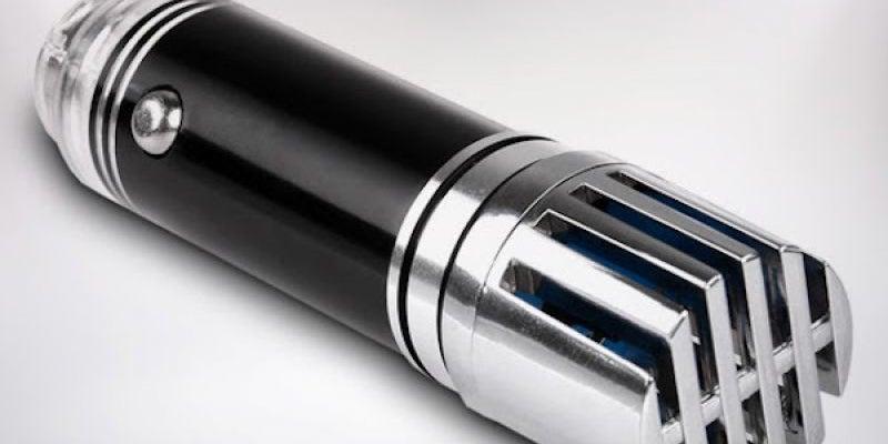 Car Air Purifier Ionizer Air Cleaner