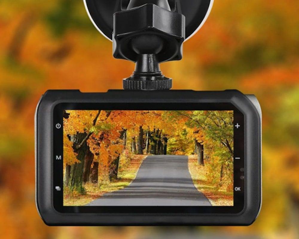 Z-Edge 3-Inch 2K Ultra Dash Cam