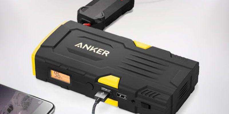 Anker Compact Jump Starter / Phone Power Bank