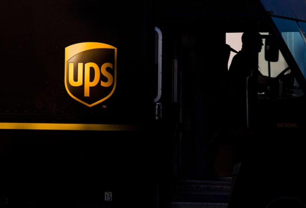 UPS (founded 1907): Capture the passion of your audience.