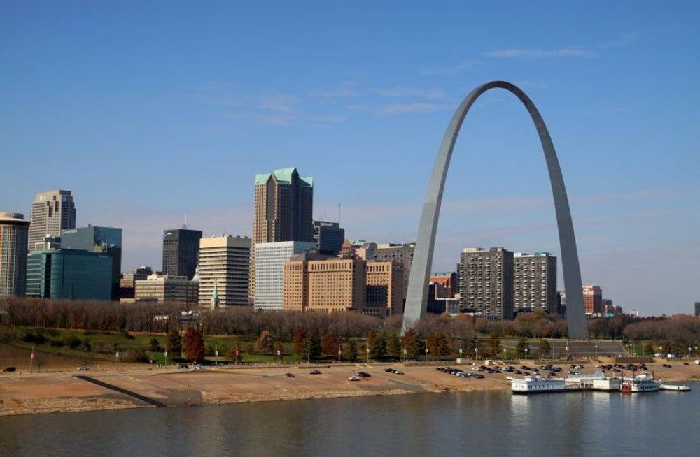 10. St. Louis, Mo.