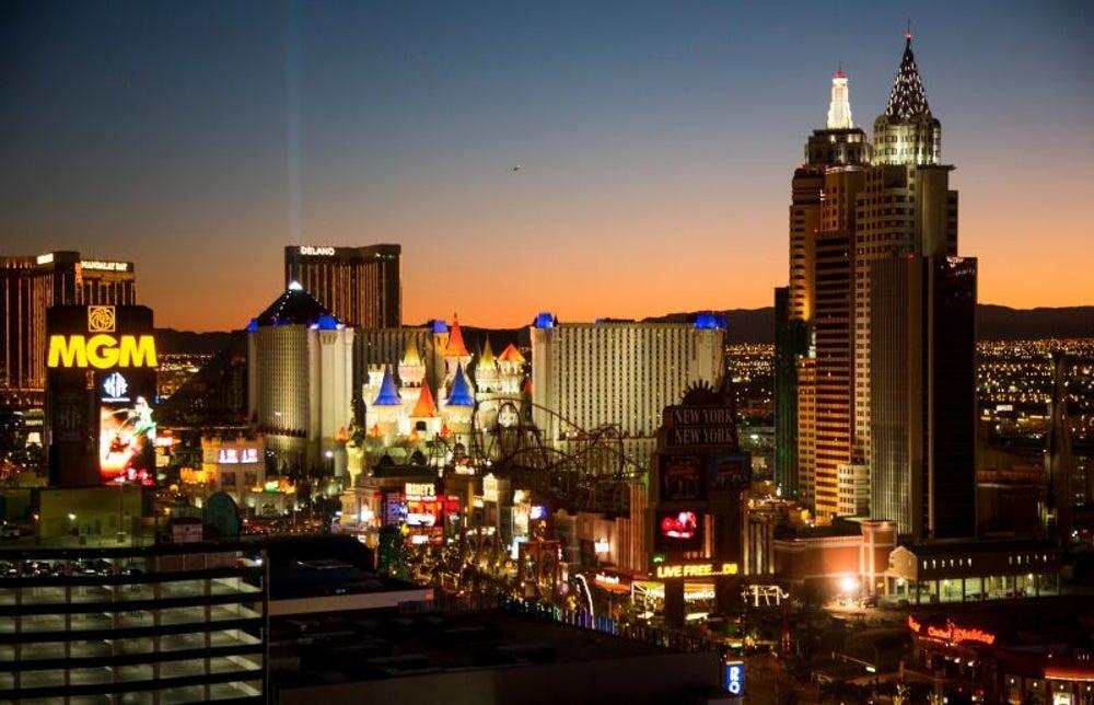 9. Las Vegas, Nev.