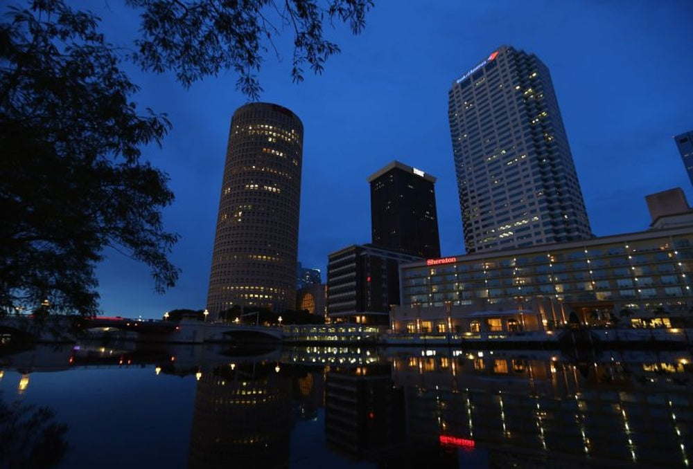 3. Tampa, Fla.