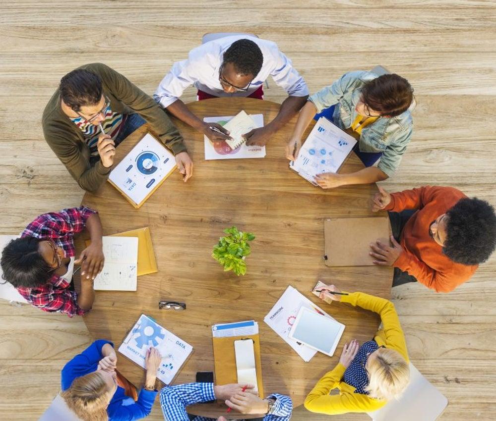 8. ¿Tienes capacidad de trabajar en equipo?