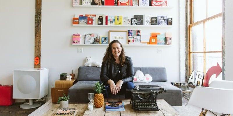Tina Roth Eisenberg, Graphic Designer/Entrepreneur | Brooklyn, NY