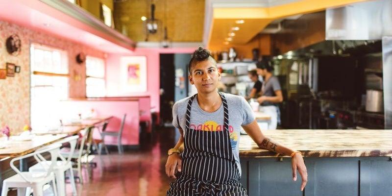 Preeti Mistry, Chef | Oakland, CA