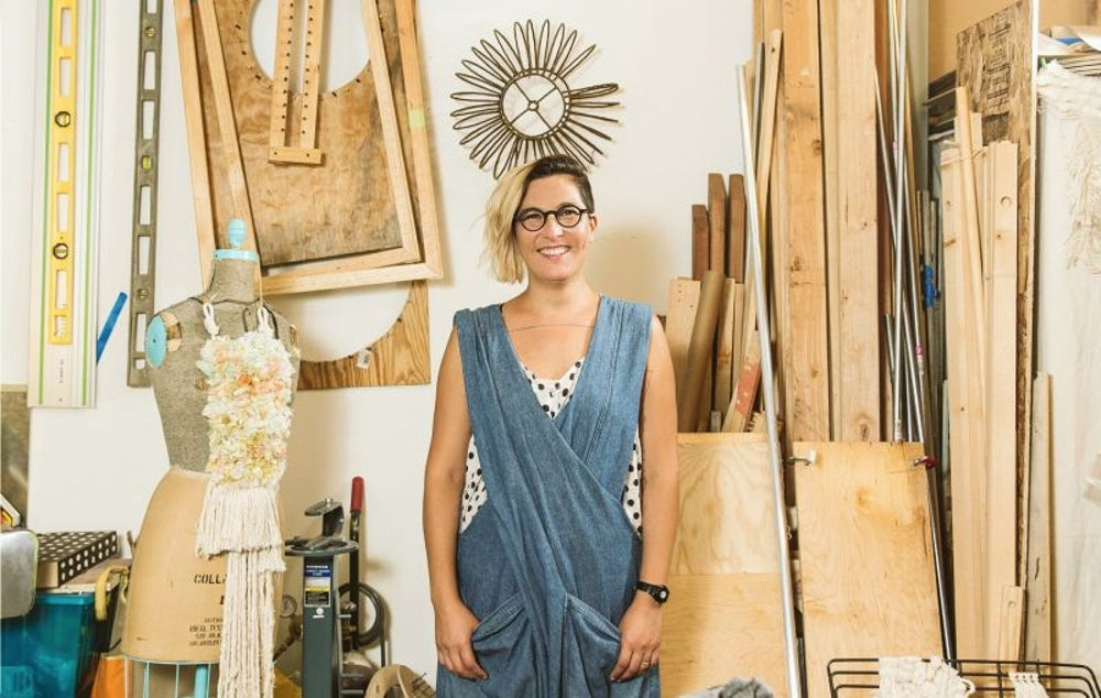 Tanya Aguiñiga, Furniture Designer/Maker | Los Angeles, CA
