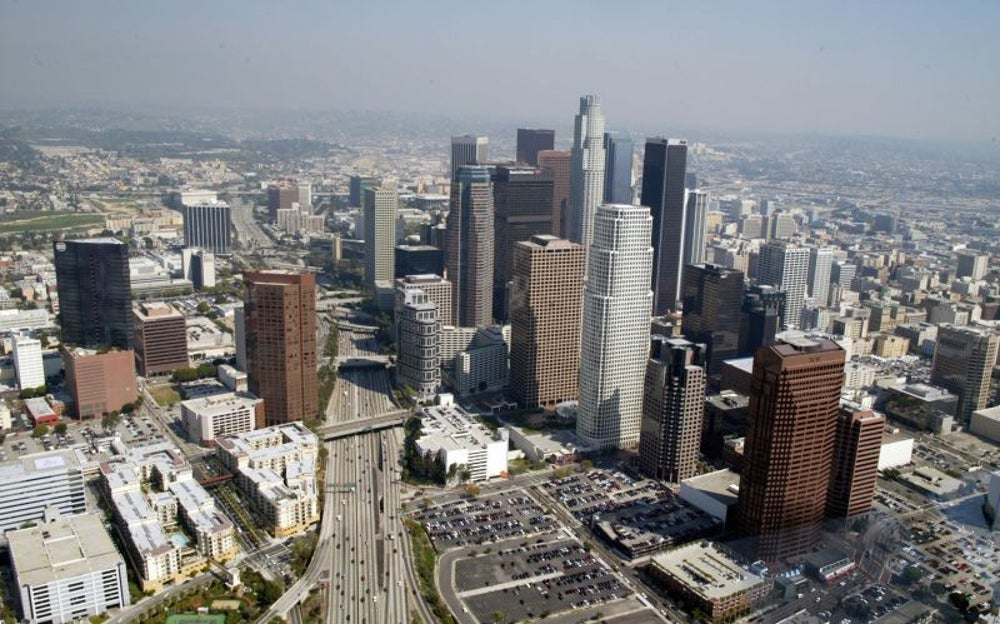 10. Los Angeles, Calif.