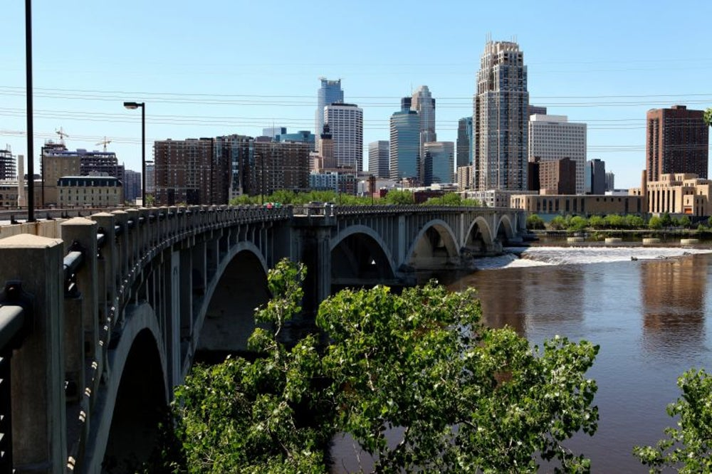9. Minneapolis, Minn.